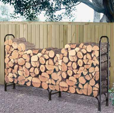 8ft Landmann Firewood Raack