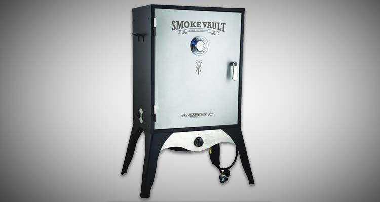 Camp chef smoke vault review