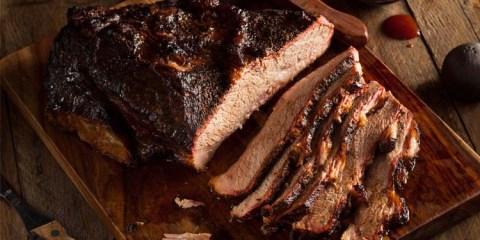 Barbecue brisket checklist