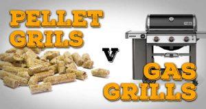 Pellet grill vs gas grill