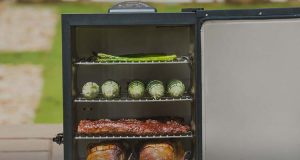 Season electric smoker
