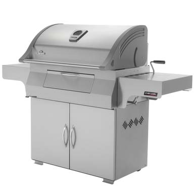 Napoleon Professional Freestanding Charcoal Grill