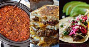 Leftover beef brisket recipes