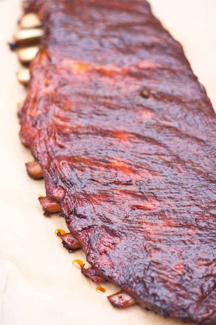 3-2-1 pork rib recipe
