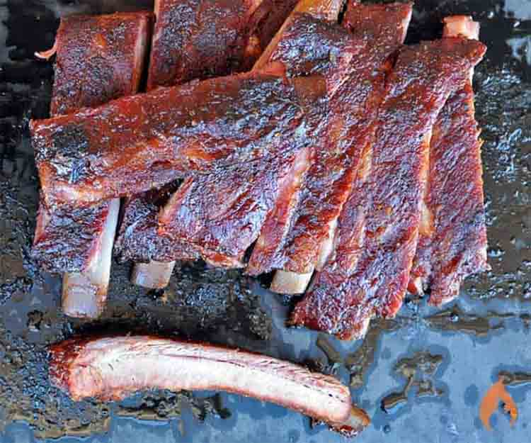 Competition St. Louis Style Ribs (3-2-1 Method)