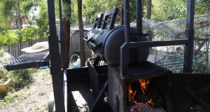 how to use offset smoker
