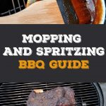 Guide to mopping and spritzing for barbecue