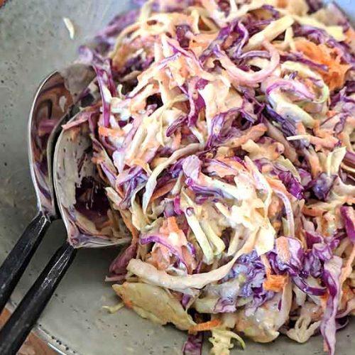 souhtern style coleslaw