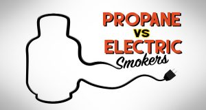 Graphic showing propane bottle and electric cord