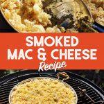 smoked mac and cheese