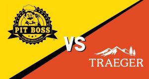 Traeger vs pit boss brand icons