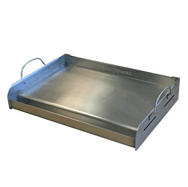 Little Griddle GQ230 Stainless Steel Griddle For BBQ Grills