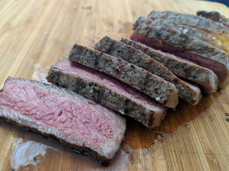 Guide To Steak Doneness From Rare To Well Done Smoked Bbq Source