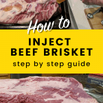 beef brisket injection