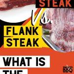 skirt steak versus flank steak