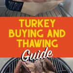 turkey buying and thawing guide