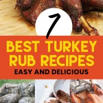7 best turkey rub recipes