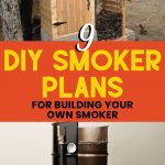 9 diy smoker plans