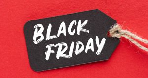 black friday sales banner for bbq and grill deals
