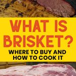 what is brisket
