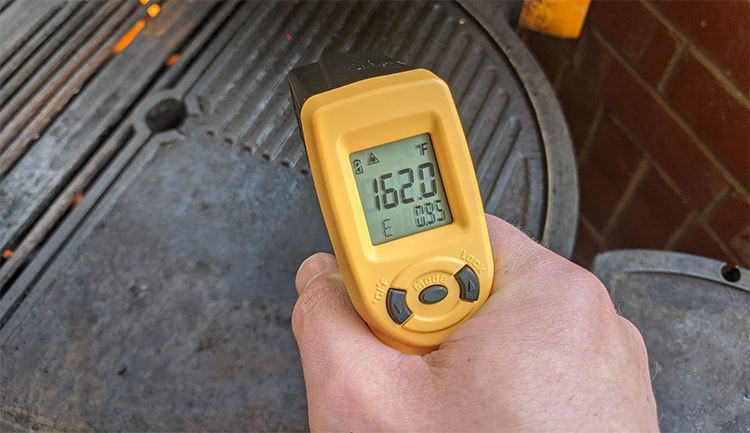 ThermoWorks Industrial Infrared Thermometer Gun