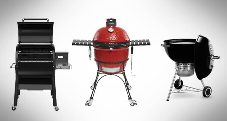 The Best Grill Smoker Combo