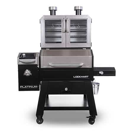 Pit Boss Lockhart Platinum Series Wood Pellet Grill