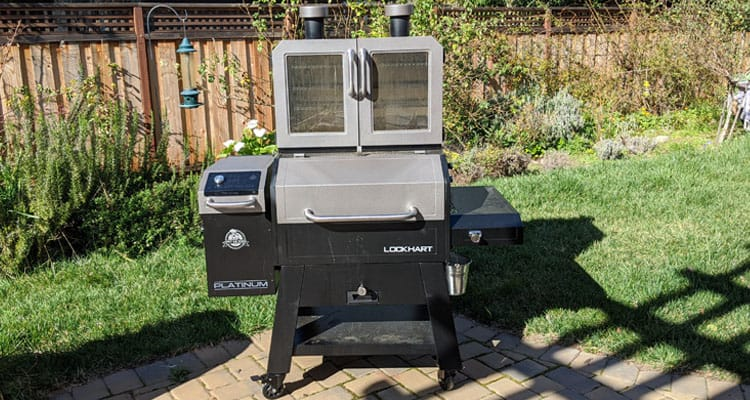 Pit Boss Platinum Series Lockhart Pellet Grill and Smoker Review
