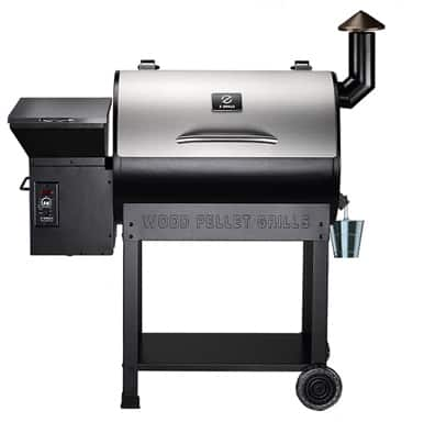Z Grills 7002E Pellet Grill