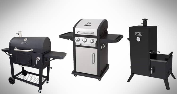 Top 5 Dyna-Glo Grill and Smoker Reviews in 2021