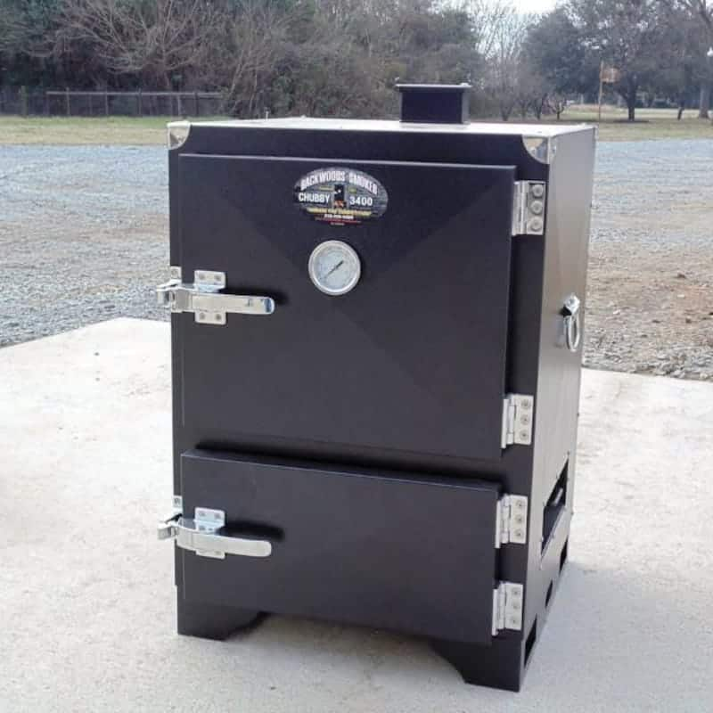 Backwoods Chubby 3400 Vertical Charcoal Smoker