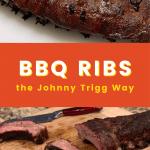 Johnny Trigg Ribs