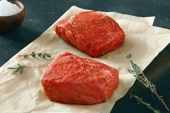 Crowd Cow Top Sirloin Steak