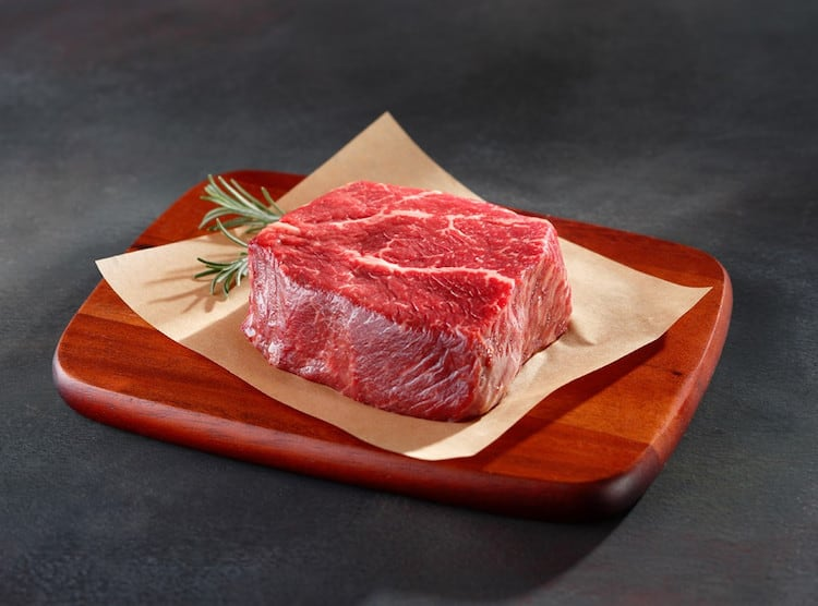 Snake River Farms American Wagyu Black Grade Top Sirloin