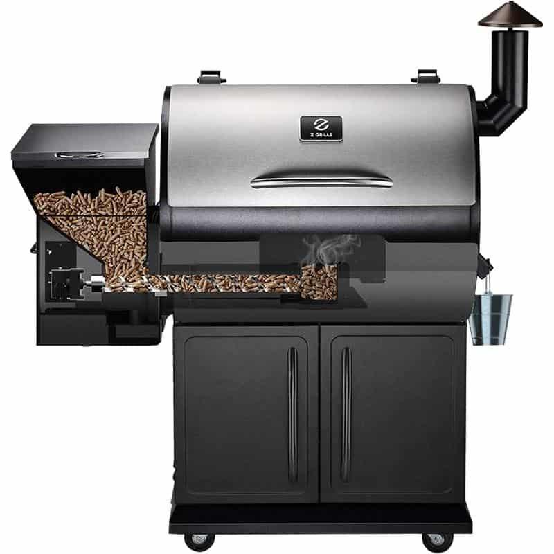 Z Grills 700E Wood Pellet Grill