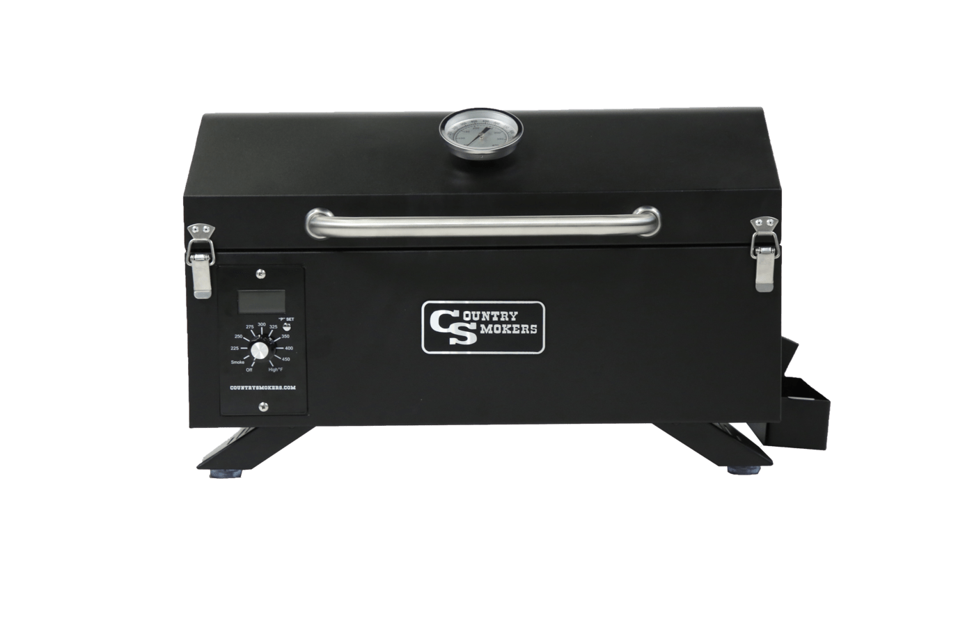 Country Smokers The Traveler Portable Pellet Grill