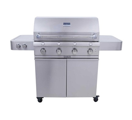 Saber 670 40-Inch Natural Gas Grill