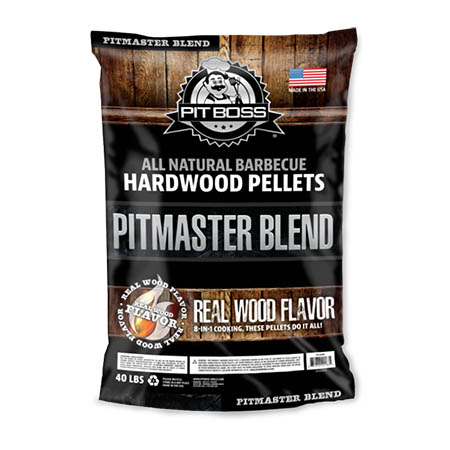 Pit Boss 100% Natural Wood Pellets