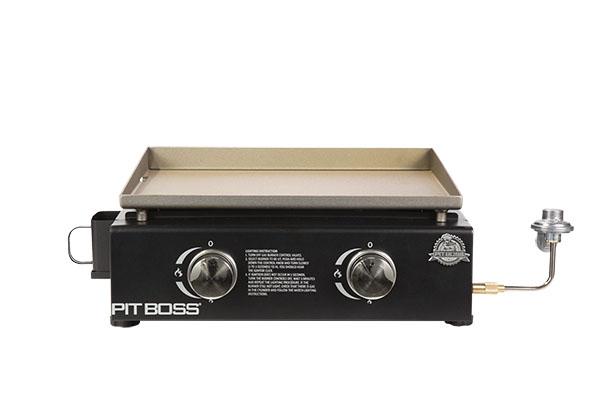 Pit Boss 2 Burner Tabletop Griddle