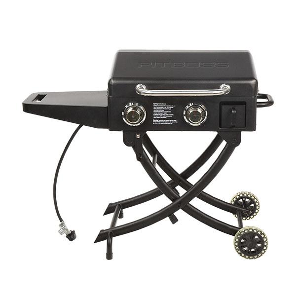 Pit Boss Sportsman 2 Burner Griddle Table Top