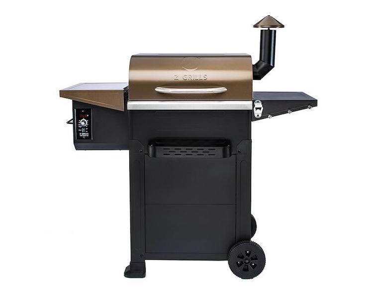 Z Grills L6002B Pellet Grill