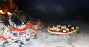 DIY pizza oven