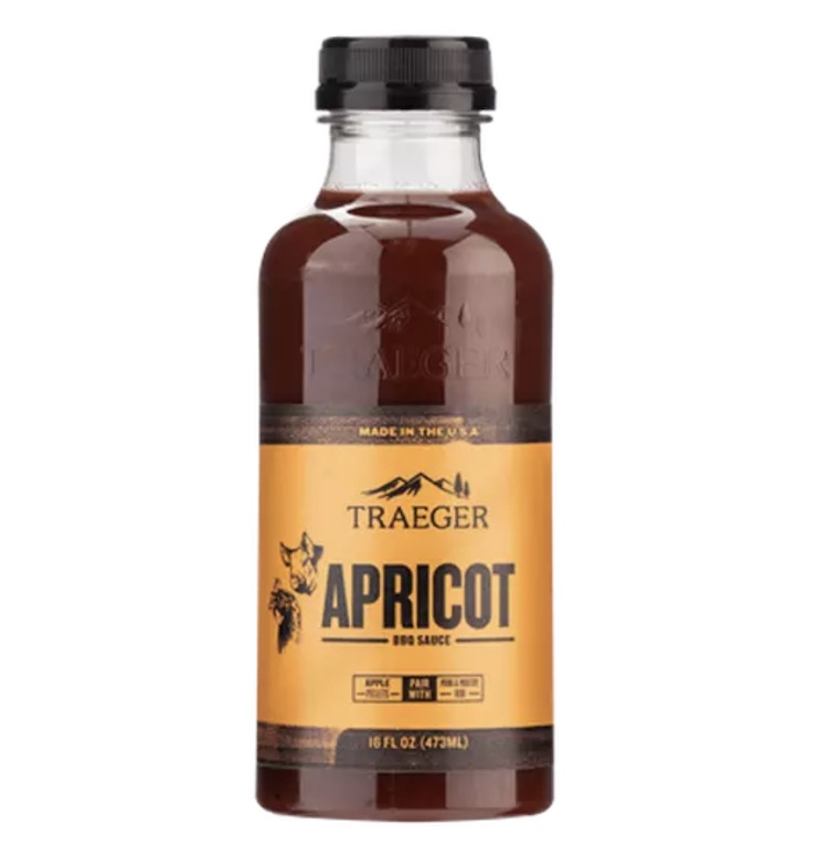 Traeger grills apricot barbecue sauce