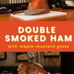 double smoked ham
