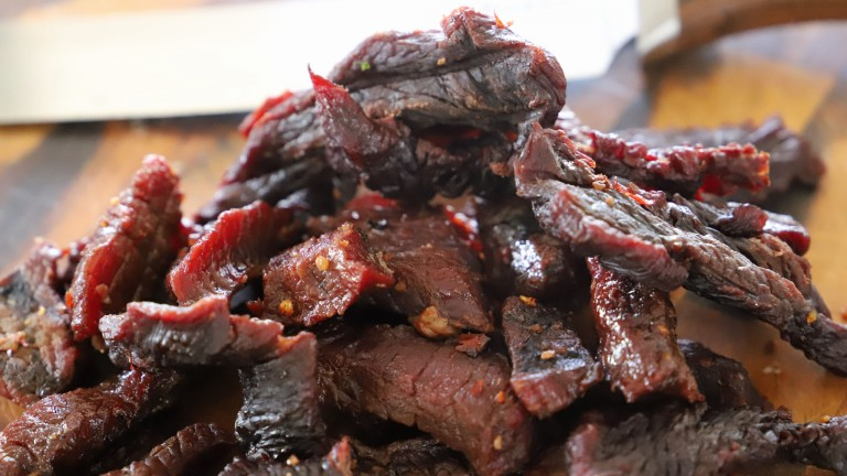 How to make Smoked Beef Jerky