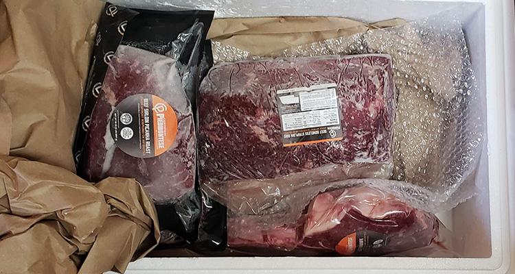 Certified Piedmontese Beef Review