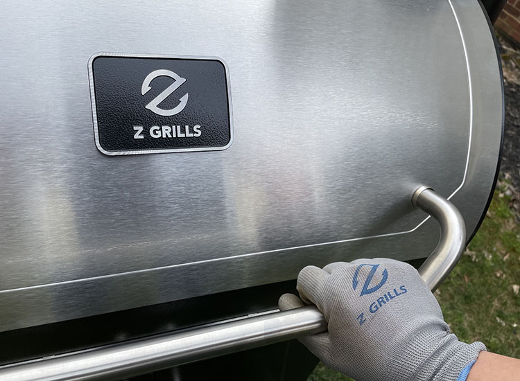 z grills 700d3 top lid and handle