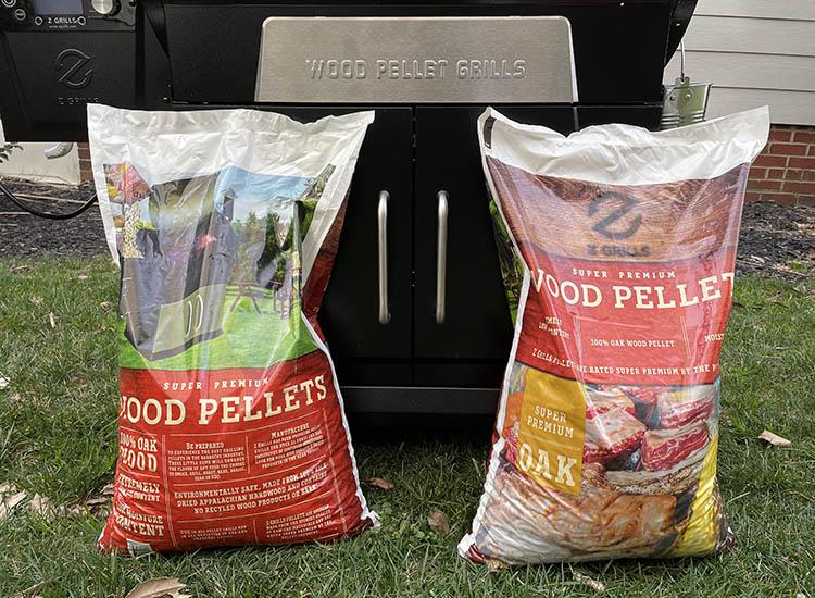 z grills pellets