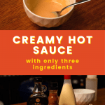creamy hot sauce