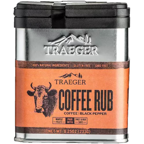 Traeger Coffee Rub - Traeger Grills®
